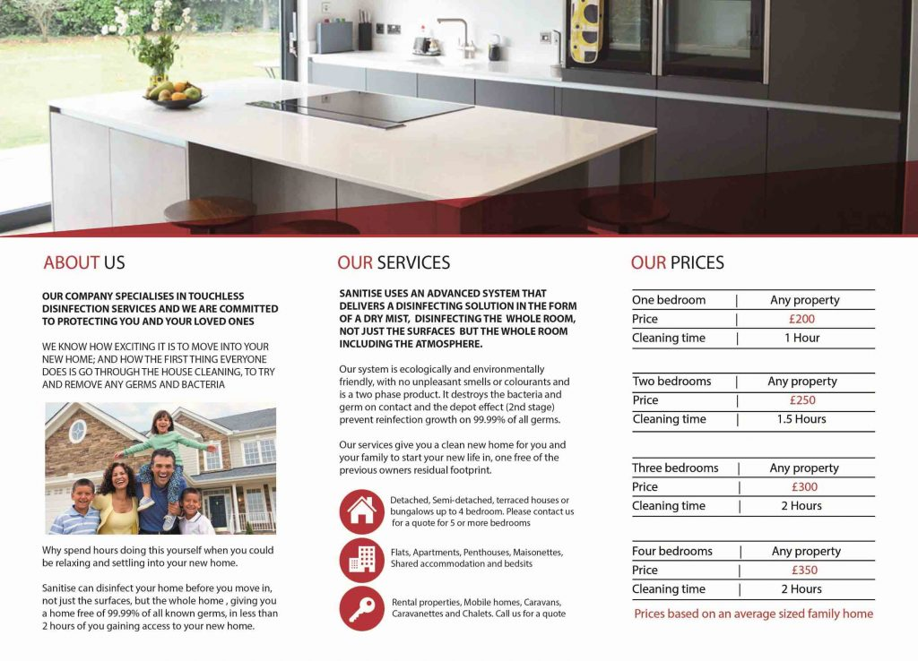 Sanitise Residential Services